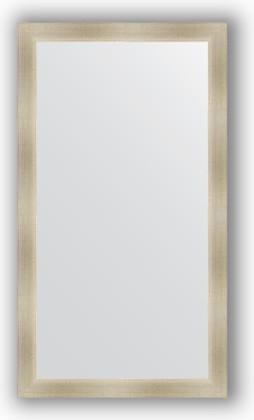 Зеркало 64x114см в багетной раме травлёное серебро Evoform BY 0735