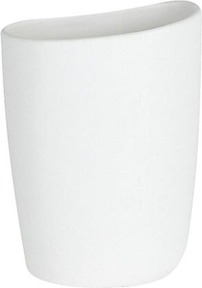 Стакан белый Spirella Etna 1010538