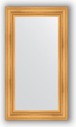 Зеркало в багетной раме 62x112см травленое золото 99мм Evoform BY 3091