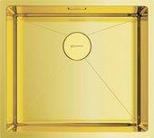 Кухонная мойка Omoikiri Taki 49-U/IF-LG, светлое золото 4973523