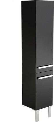 Шкаф-пенал напольный с подсветкой, правый 35x34x186см Verona Lusso LS312R