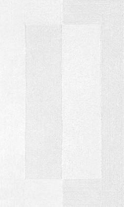 Коврик для ванной 70x120см белый Kleine Wolke Havanna 5418 225 114