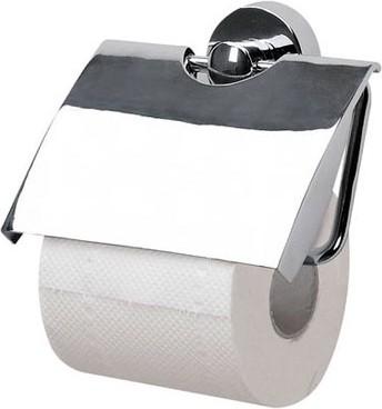 Держатель туалетной бумаги с крышкой, хром Spirella Sydney 1003183
