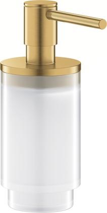 Дозатор жидкого мыла Grohe Selection, холодный рассвет матовый 41028GN0