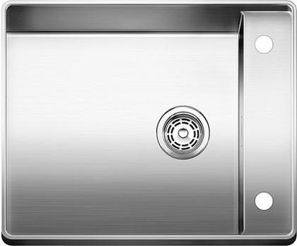 Кухонная мойка без крыла оборачиваемая, нержавеющая сталь зеркальной полировки Blanco ATTIKA 60/A 518819