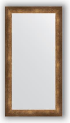 Зеркало 56x106см в багетной раме 66мм старая бронза Evoform BY 1060