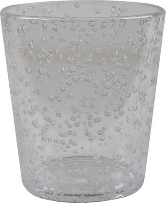 Стаканчик пластиковый прозрачный Spirella Ice 4005856