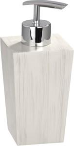 Ёмкость для жидкого мыла серая Wenko Milos 20068100