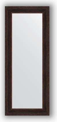 Зеркало в багетной раме 62x152см темный прованс 99мм Evoform BY 3126