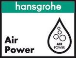 Hansgrohe Axor Starck Organic AirPower