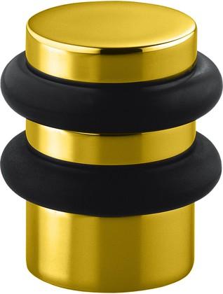 Дверной стопор Colombo Complementi напольный, золото CD412oroplus