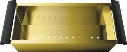 Коландер, золото Omoikiri CO-02-PVD-LG 4999003