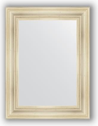Зеркало в багетной раме 62x82см травленое серебро 99мм Evoform BY 3060