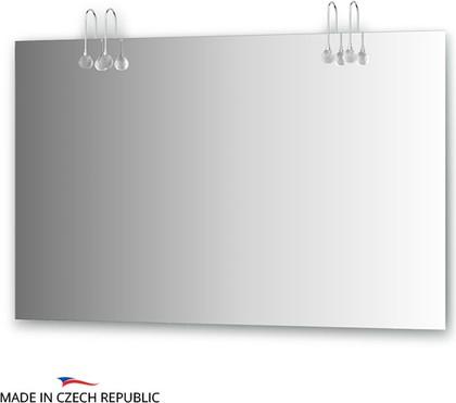 Зеркало 120х75см со светильниками Ellux CRY-A4 0215