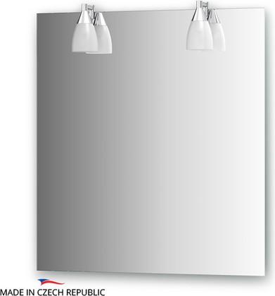 Зеркало со светильниками 70х75см Ellux ROM-A2 0209