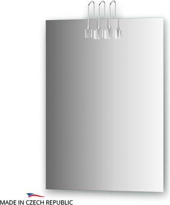 Зеркало со светильниками 55х75см Ellux ART-A3 0206