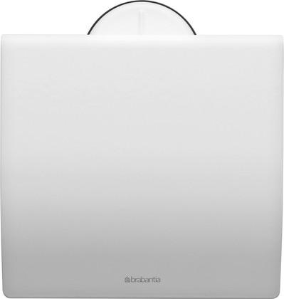 Держатель для туалетной бумаги с крышкой, белый Brabantia 483387