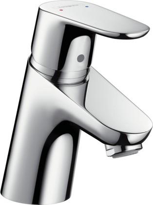 Смеситель для раковины однорычажный с цепочкой, хром Hansgrohe Focus 31732000