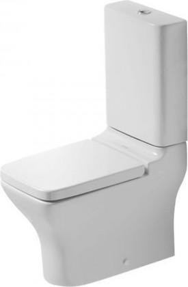 Чаша напольного унитаза с полным примыканием к стене, выпуск Vario Duravit PuraVida 2119090000