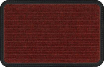 Коврик придверный 25х60см, красный Golze Border Star 485-19-10