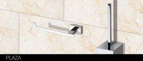 Держатель для туалетной бумаги с крышкой, хром Bemeta Plaza 118112012