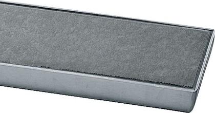 Дизайн-решетка стальная матовая под плитку, 1200мм Viega Advantix Visign ER4 589608
