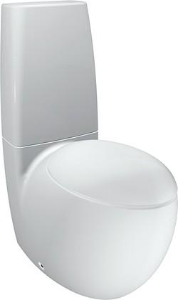 Чаша напольного унитаза, выпуск Vario Laufen IL BAGNO ALESSI One 8.2297.6.400.000.1
