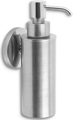 Дозатор для жидкого мыла Novaservis Metalia-1, металл, настенный, хром 6177.0