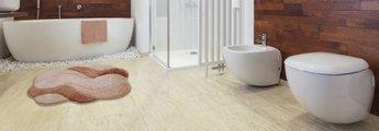 Коврик для ванной Grund Carmen, 70x120см, полиакрил, бежевый b2048-234120