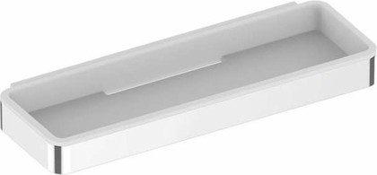 Корзинка для мыла Keuco Plan, хром-белый 14958 010051