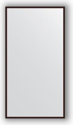 Зеркало 68x128см в багетной раме махагон Evoform BY 0741