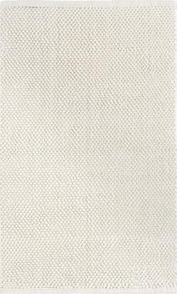 Коврик для ванной двухсторонний 70x120см белый Grund THEBEN 2522.23.7032