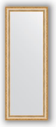 Зеркало в багетной раме 55x145см версаль кракелюр 64мм Evoform BY 3109
