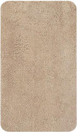 Коврик для ванной комнаты 70x120см бежевый Spirella Lamb 1015282