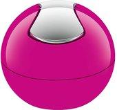 Ведро настольное 1л розовое Spirella BOWL-SHINY 1015113