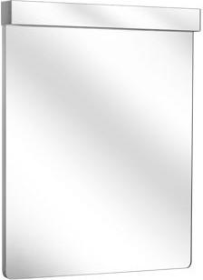 Зеркало 70x82см белое с горизонтальной подсветкой Keuco ELEGANCE 11696012000