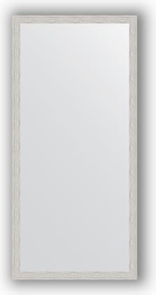 Зеркало в багетной раме 71x151см серебряный дождь 46мм Evoform BY 3325