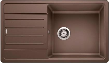 Кухонная мойка Blanco Legra XL 6S, с крылом, гранит, кофе 523331
