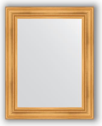 Зеркало в багетной раме 72x92см травленое золото 99мм Evoform BY 3187