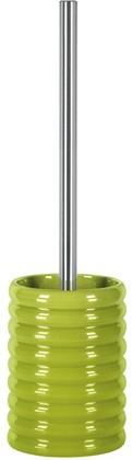 Ёрш с керамической зелёной подставкой Kleine Wolke Lipsy 5801625856