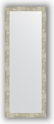 Зеркало в багетной раме 54x144см алюминий 61мм Evoform BY 3108