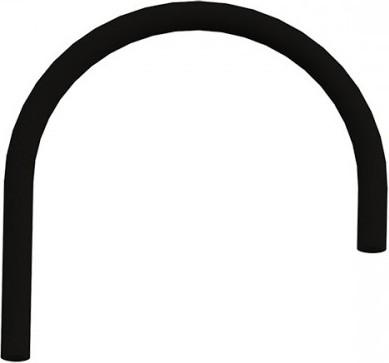 Сменный гибкий шланг для кухонного смесителя, чёрный Omoikiri ОT-01-BL 4996003