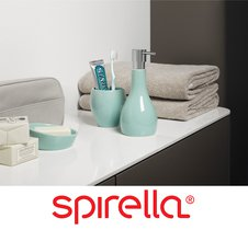 Созданные самой природой аксессуары для ванной комнаты от Spirella