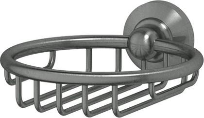Мыльница-решётка, античное серебро 3SC STI 406