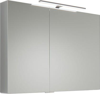 Шкаф зеркальный Verona Upper 80см, LED-светильник UP609