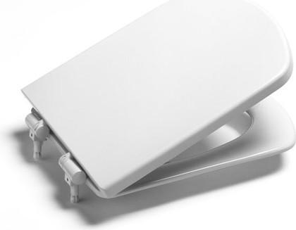 Сиденье и крышка для унитаза, микролифт Roca DAMA SENSO 801512004