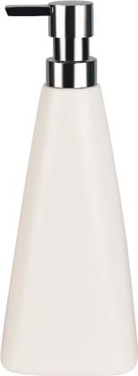 Ёмкость для жидкого мыла керамическая белая Spirella XL-DISPENSER 1008082