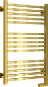 Полотенцесушитель электрический Сунержа Модус 2.0 800x500, МЭМ правый, золото 03-5601-8050
