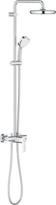 Душевая стойка Grohe Tempesta Cosmopolitan System 210 с однорычажным смесителем, хром 26224001