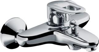 Смеситель для ванны, однорычажный Hansgrohe Metropol E 14470000